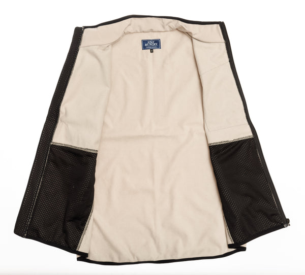 YMGU® Fleece Vest - beige
