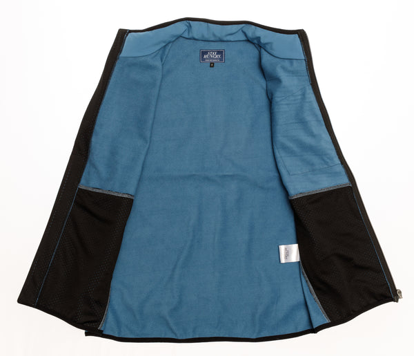 YMGU® Fleece Vest - blue
