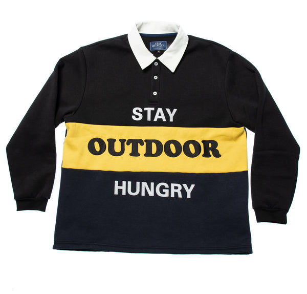 OUTDOOR RUGBY SHIRT