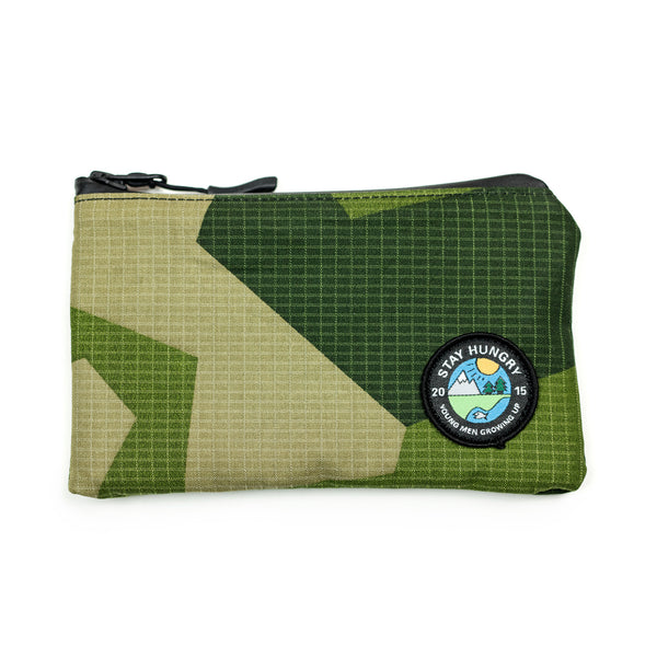 CAMOU / PATCH pouch – m-90