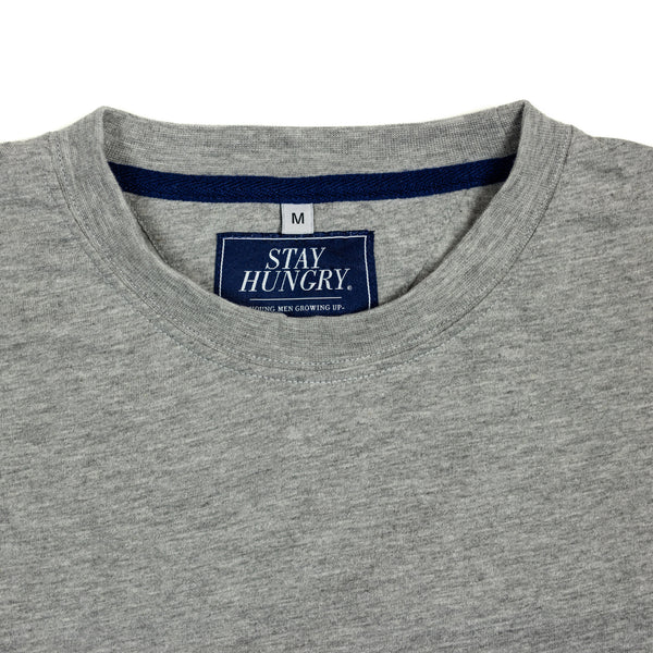 SPORTS t-shirt – heather grey