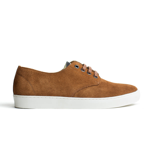 STAY HUNGRY shoe – light brown