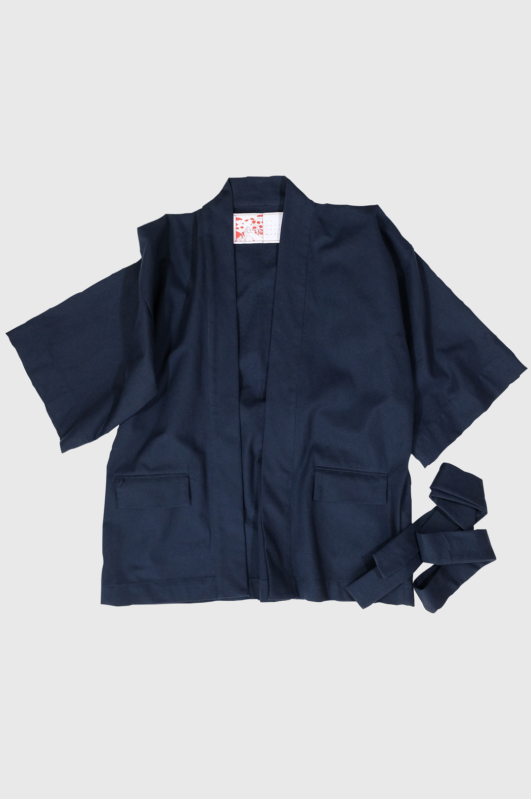 LF Haori Jacket in Maastricht Blue