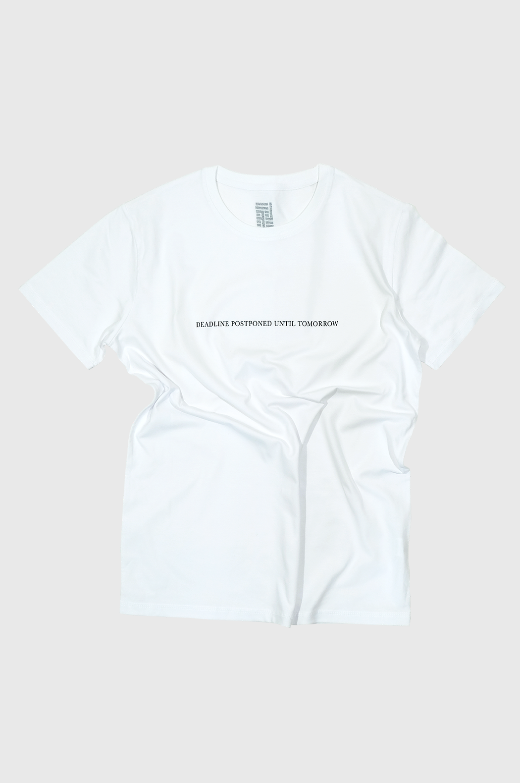 LF Deadline Tshirt in White