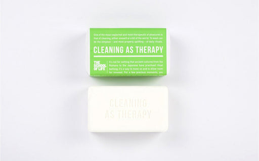 Cleaning As Therapy Soap - Cilantro & Lime