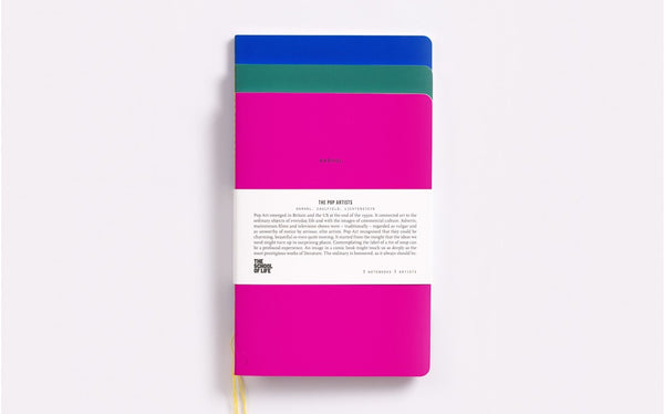The School of Thought: The Pop Artists Notebooks