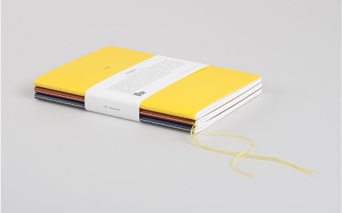 The School of Thought: The Bauhaus Notebooks