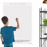 Board Games Giant Word Search Puzzle