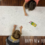Year of Coloring Pages Bundle
