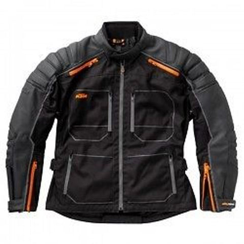 KTM HQ ADVENTURE JACKET PREMIUM ADVENTURE TOURING JACKET SIZE MEDIUM