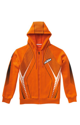 KTM MX Hero Hoodie Orange