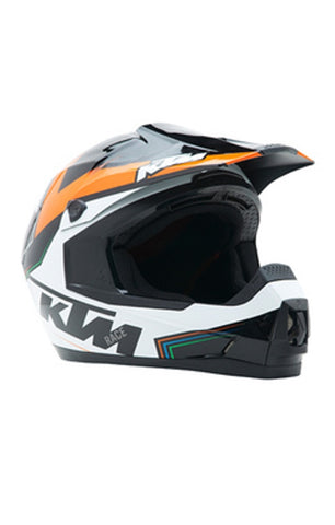 KTM QUADRANT YOUTH HELMET KIDS MX OFFROAD ENDURO BMX