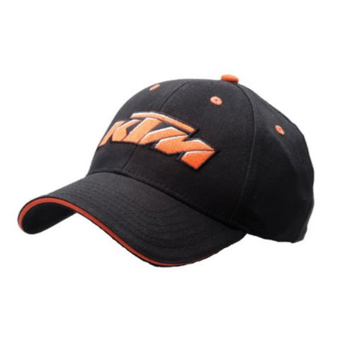 KTM Racing Flex-Fit Hat Black L/XL