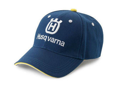 NEW GENUINE HUSQVARNA TEAM CAP MEN'S HAT ADJUSTABLE NOW $29.99 FREE SHIPPING!