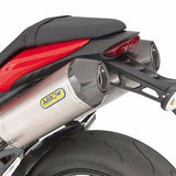 NEW GENUINE TRIUMPH SPEED TRIPLE/R ARROW SLIP ON EXHAUST 11-15 $1395 NOW $1095!