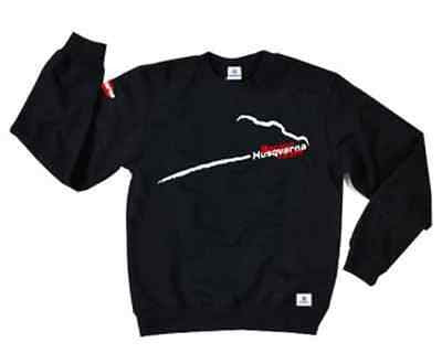 Rare Husqvarna Racing Team Sweatshirt Black