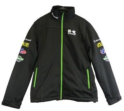Kawasaki Race Soft Shell Jacket