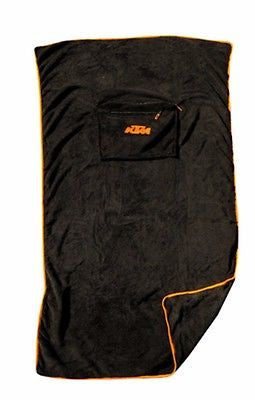 KTM TRAVEL BLANKET LOGO BLANKET