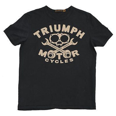 Triumph Johnson Motors Gasket T-shirt