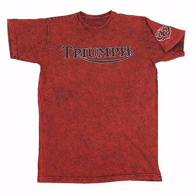 NEW TRIUMPH UHL OLD SCHOOL ROCKER T-SHIRT REVERSIBLE TEE NOW $49.99 FREE SHIP!