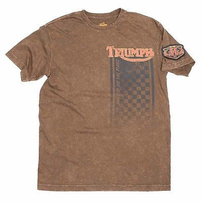 TRIUMPH UHL FORGED ON THE FLATS T-SHIRT