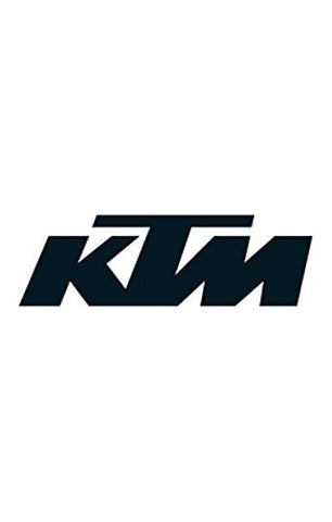 "KTM 24"" Decal Black"