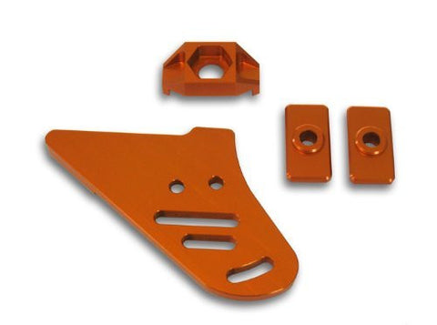 NEW OEM KTM 50 SXS CHAIN GUIDE ADJUSTER KIT 50 SXS SX PRO 2006-2012 SXS11050044