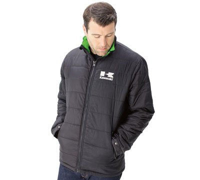 NEW KAWASAKI VAIDER JACKET MEN'S MEDIUM