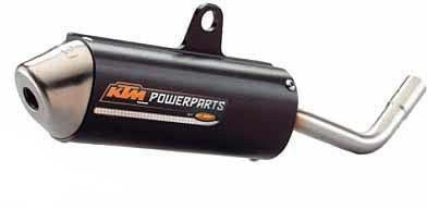 KTM 2004-11 SX FMF EXHAUST PIPE SILENCER SPARK ARRESTOR U6910029