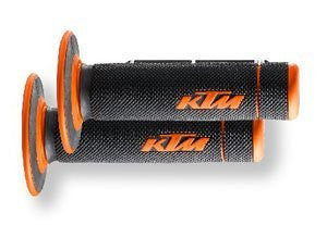KTM Open End Dual Compound Hand Grips