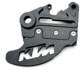 KTM Rear Brake Rotor Guard (Black) U6907872