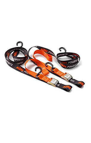 KTM Soft Tie Downs with Hooks