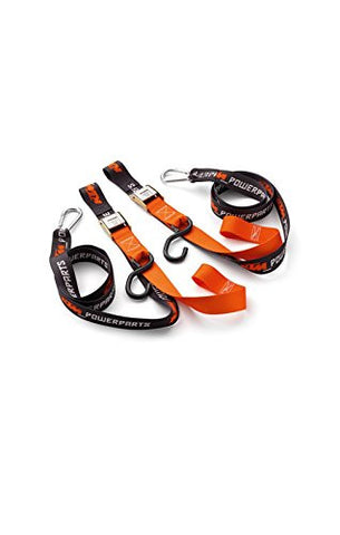 KTM Soft Tie Downs with Clips