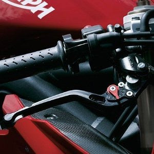 Triumph CNC Radail Levers Short Daytona, Speed Triple/R, Street Triple/R A9620029