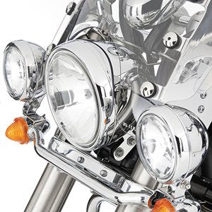 Triumph Speedmaster Chrome Auxiliary Lamp Kit A9838006