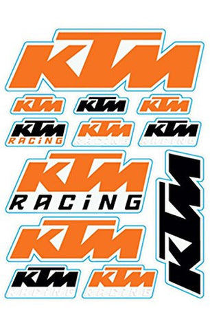 KTM Sticker Set