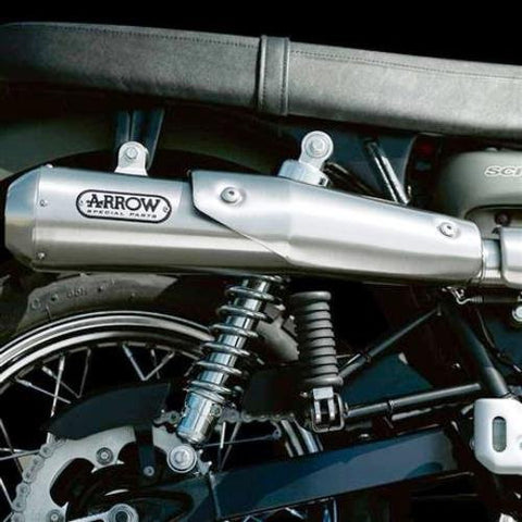 Triumph Scrambler Arrow 2:1 Exhaust