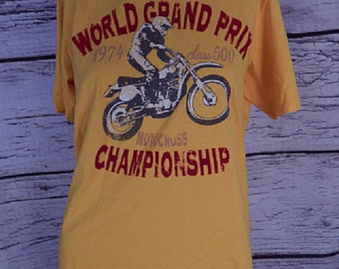 Husqvarna 1974 World Gran Prix T-shirt