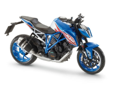 KTM 1290 SuperDuke Patriot 1:12 Scale Model Motorcycle Toy