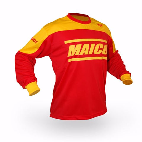 Reign VMX Maico Jersey Red/Yellow
