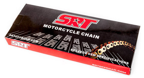 SRT Gold Series O-ring Chains