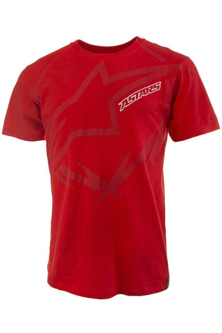 Alpinestars Big Picture Classic Tee Red