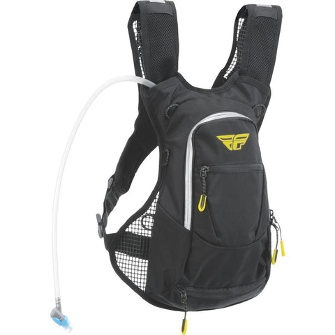 FLY RACING XC 70 HYDRAPACK BLACK MX ENDURO DRINKING SYSTEM BACK PACK