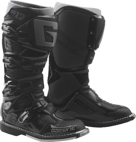 SG-12 Boots Black
