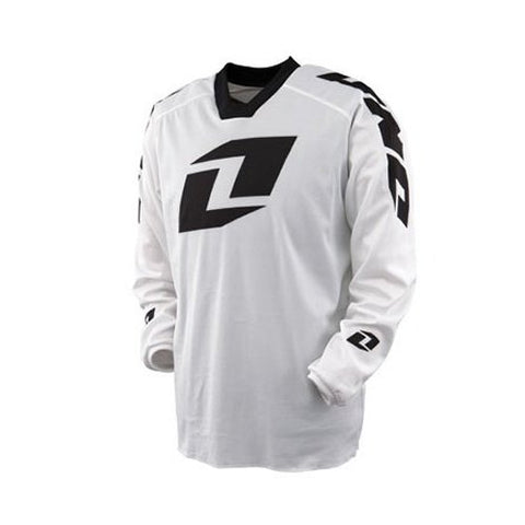 ONE Industries Carbon Icon Jersey White