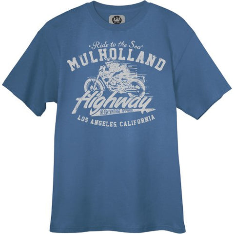 Reign VMX Mulholland Highway Vintage Style T-shirt