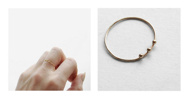 PLANETS RING amongst spring/summer favourites