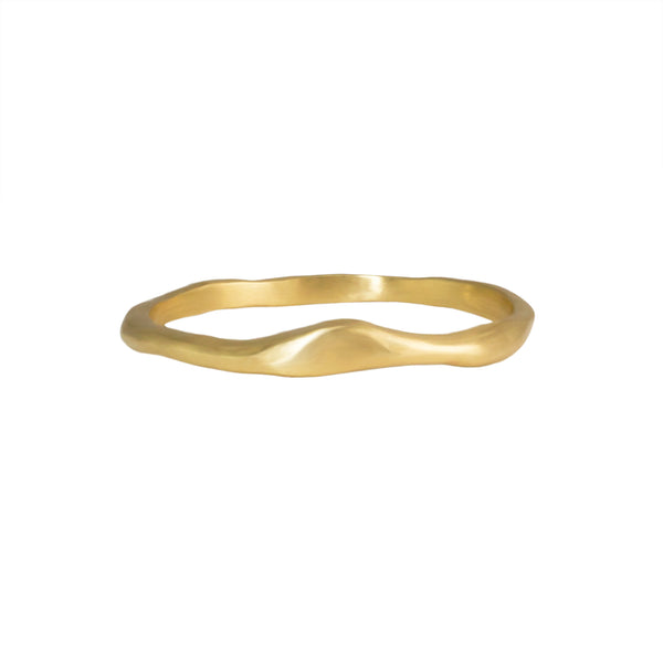WAVE BAND - Irena Chmura Jewellery
