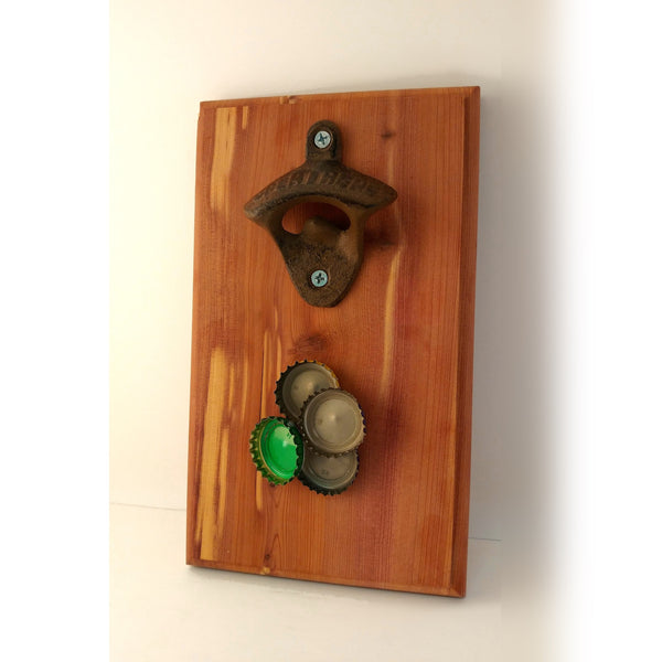 Magnetic Wall Mount Bottle Openers