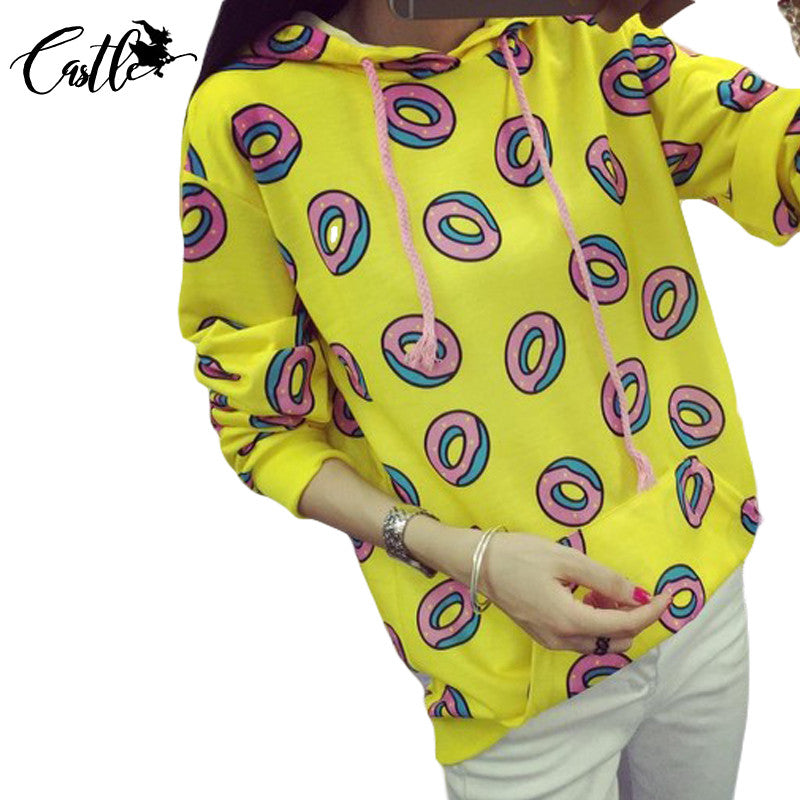 Dmart7deal Autumn Fashion Donuts Printing...